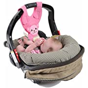 Baby Bottle Holder for Hands Free Bottle Feeding by Bebe Bottle Sling, LLC