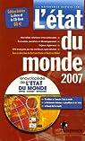 L'Etat du monde : Annuaire économique géopolitique mondial (1Cédérom) par Badie