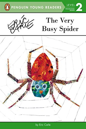 [(The Very Busy Spider)] [By (author) Eric Carle ] published on (February, 2014)