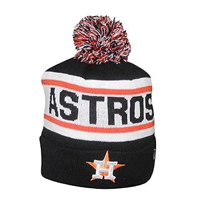 Adult MLB - HOUSTON ASTROS Winter Hat / Beanie with Removable Pom Pom