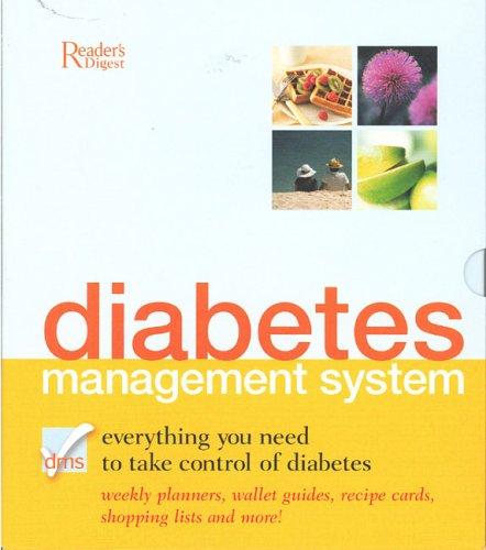 Diabetes Management System: Everything You Need to Take Control of Diabetes pdf epub