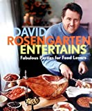 img - for David Rosengarten Entertains: Fabulous Parties for Food Lovers by David Rosengarten (2004-10-15) book / textbook / text book