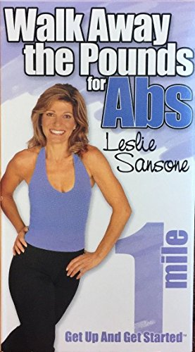 Walk Away the Pounds for Abs (Lesle Sansone) 1 Mile Get Up and Get Started