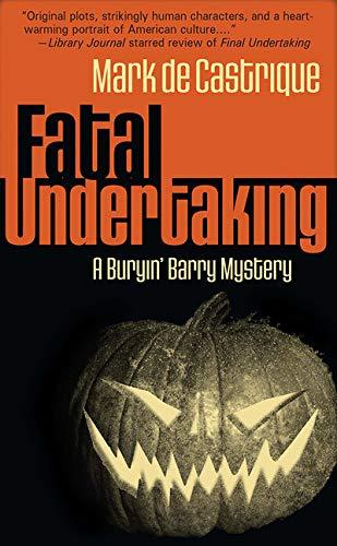 Fatal Undertaking (Buryin' Barry Series)]()