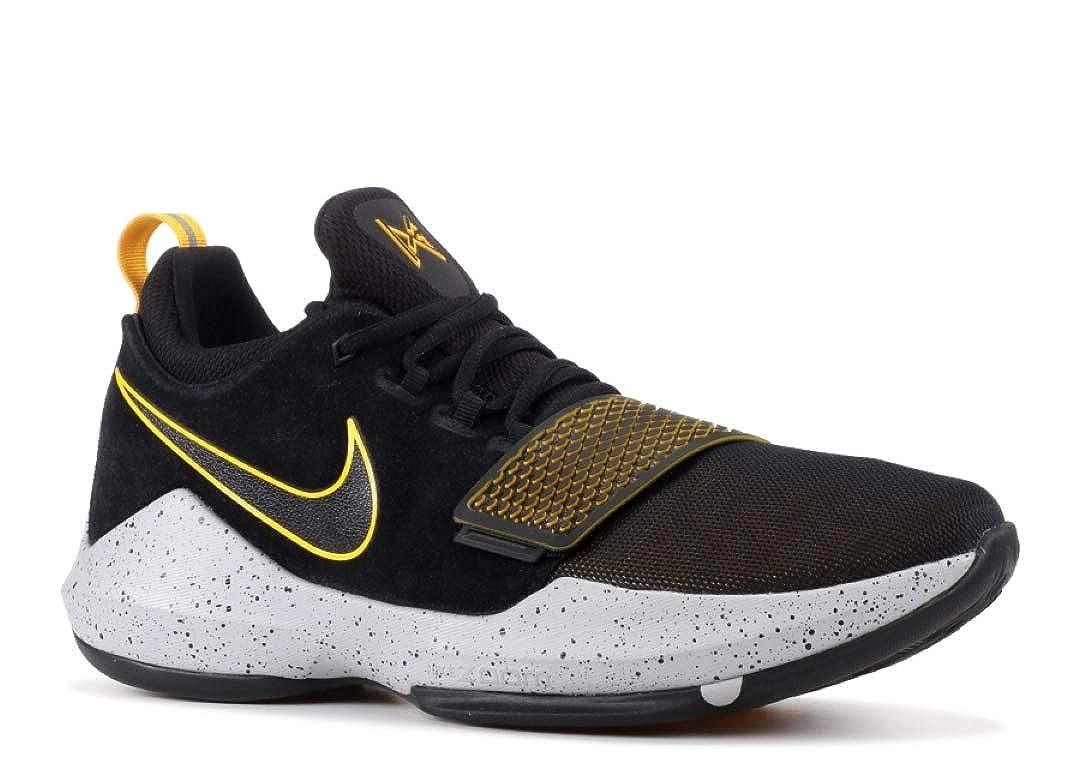 Black, university gold 11 D(M) US Nike Women's Air Huarache Run LowTop Sneakers
