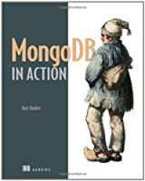 MongoDB in Action Front Cover