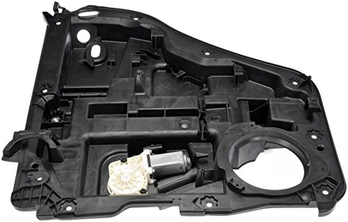 Dorman 751-273 Rear Passenger Side Power Window Regulator and Motor Assembly for Select Dodge Models