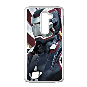 LG G2 Cell Phone Case White Iron Man 3 Poster 2 OJ618300