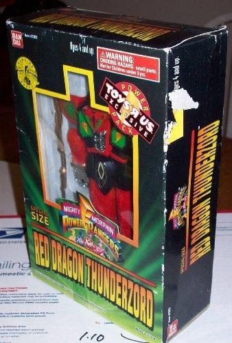 Mighty Morphin Power Rangers RED DRAGON THUNDERZORD 8