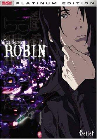 Witch Hunter Robin - Belief (Vol. 2)