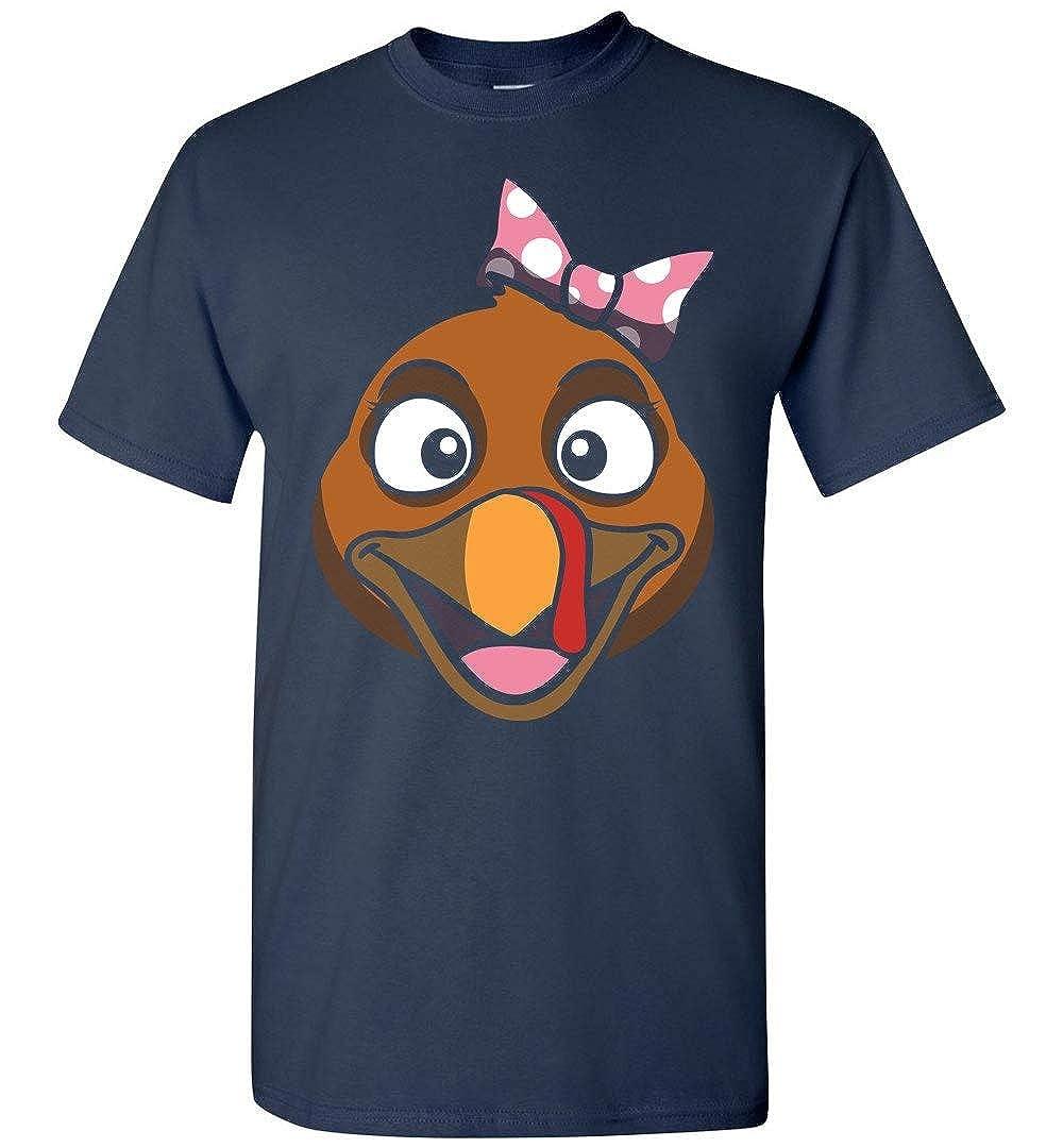 Nana Store Turkey Face T Shirt