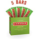 Larabar Gluten Free Snack Bars, Apple Pie, 1.6 Ounce Bars (5 Count)
