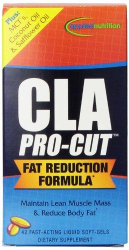 Pro-Cut Supplément Diet nutrition appliquée Cla, 42 comte