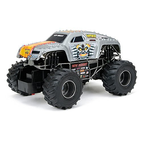 Remote Control Monster Jam Max-D RC Truck