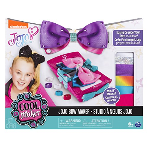Cool Maker JoJo Siwa Bow Maker Only $13.89 (Was $24.99)