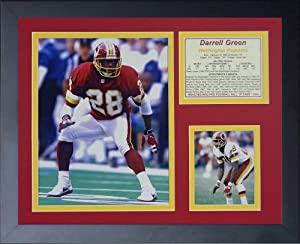 "Legends Never Die ""Darrell Green"" Framed Photo Collage, 11 x 14-Inch"