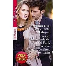Envoutante trahison - Les amants de Central Park - Une proposition si tentante : 1 livre acheté = des cadeaux à gagner (Passions) (French Edition)