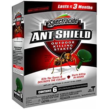 Spectracide Ant Shield Outdoor Killing Stakes (HG-65597)