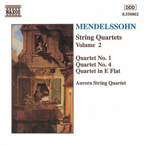 Mendelssohn: String Quartets ()