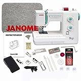 janome sewist - Janome Sewist 500 Sewing Machine with Exclusive Bonus Bundle