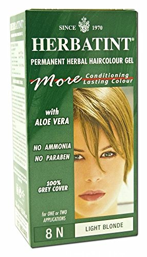 Herbatint, Hair Color Litre Blonde 8n, 4.56 Fl Oz