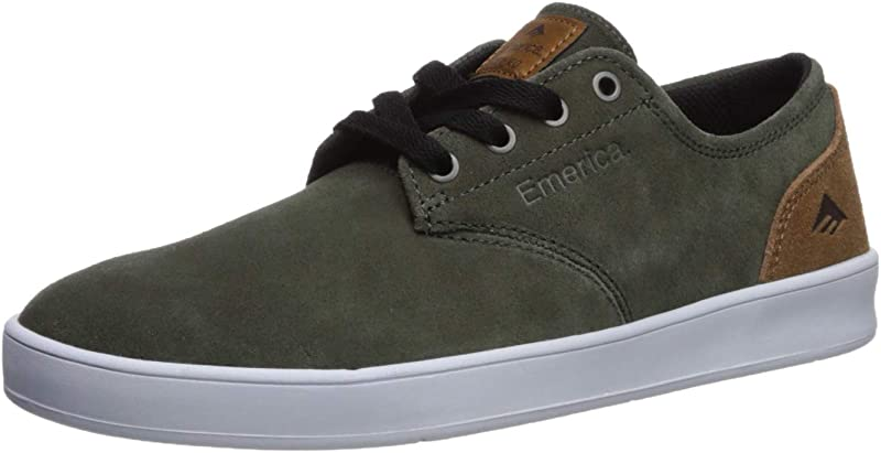 Emerica The Romero Laced Sneakers Herren Braun (Olive/Tan)