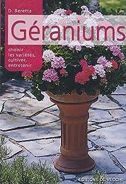 Les géraniums