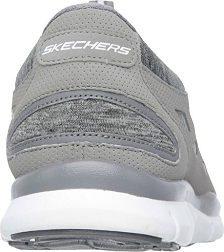 Hit Hit Hit Gratis It Big Skechers Gray Fashion Sport Sneaker wvEqfATx