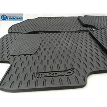 Genuine Mazda 0000-8B-H05A Floor Mat
