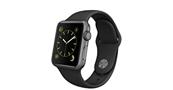 Apple Watch Sport - Smartwatch 38 mm (pantalla de 1.3 ...