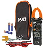 Klein Tools CL210 AC Auto-Ranging 400 Amp Digital Clamp Meter