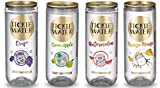 Tickle Water Sparkling Water, Taster's Variety Pack (8oz Can, 16-Pack), Carbonated Club Soda for Kids, All-Natural Seltzer Water, Sugar-Free, Non-GMO, Zero-Calorie, Kosher and Vegan Fizzy Drink