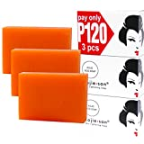 3 Kojie SAN Kojic Skin Lightening Soaps USA Seller 10.6oz (3.5oz/100g Each)