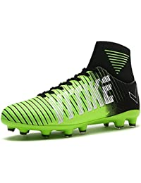 Soccer Shoes Cleats High-top Sock Ankle Care Performance Football Cleats  Shoes bfc30b26f741