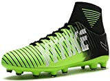Best Football Boots - VITIKE Kids Soccer Cleats Shoes Boys Youth Cleats Review