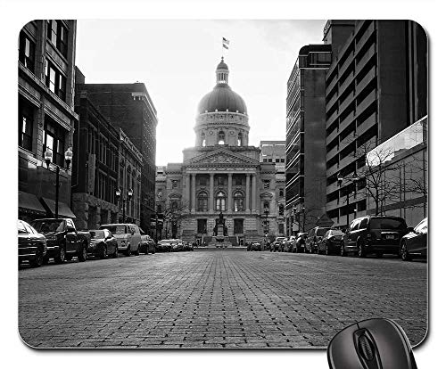 - Mouse Pads - Capitol Indiana Building Indianapolis USA State