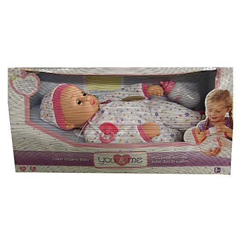 Toys 'R' Us You & Me 18 inch Sweet Dreams Baby Doll - Cau...