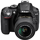 Nikon D53001855II D5300 with 18-55mm VR II Lens (Black)