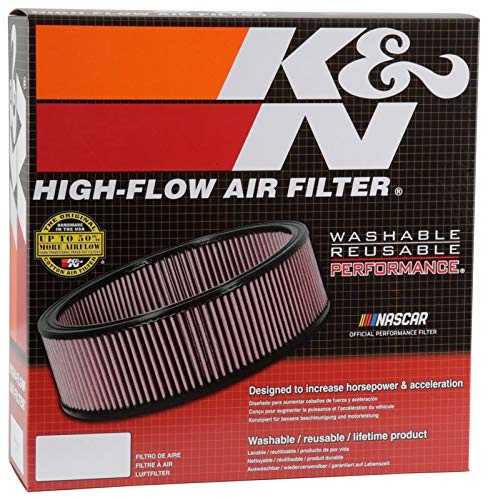 K&N 33-2449 High Performance Replacement Air Filter