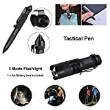 Emergency-Survival-Kit-13-in-1-SURVIVE-Outdoor-Car-Kit-includes-Knife-Flashlight-Fire-Starter-Tactical-Pen-Compass-Multi-Tool-Whistle-Paracord-Signal-Mirror-Wire-Saw-Blanket