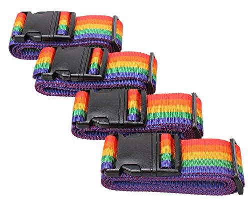 Adjustable Travel Luggage Suitcase Security product image