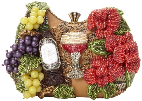 Mary Frances Accessories Perfect Pairing Clutch,Multi,one size by Mary Frances