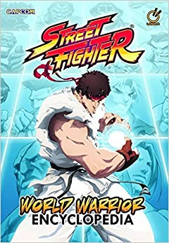 Book Street Fighter World Warrior Encyclopedia by Matt Moylan (2010-06-22)