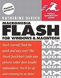 Macromedia Flash MX 2004 for Windows and Macintosh, Katherine Ulrich, 0321213440