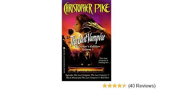 The Last Vampire Collectors Edition Vol 1 The Last Vampire 1