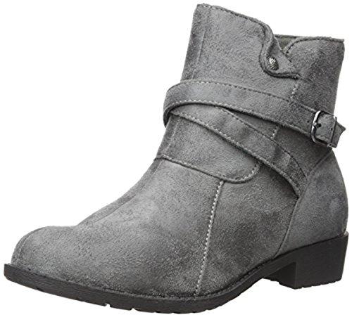 Propet Womens Shelby Boot & Oxy Cleaner Bundle Slate Grey Velour n0SILGXr6B