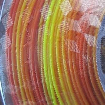 3dz PLA 1,75 mm 1 kg Multicolor Fire 3d impresora filamento ...