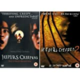 Jeepers Creepers 1 & 2 Complete DVD Collection [2 Discs]