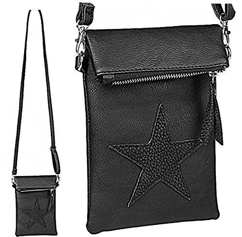 Unbekannt - Shoulder Bag Black Synthetic Leather Black Woman