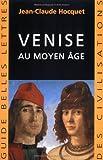 Venise Au Moyen Age, Hocquet, Jean-Claude, 2251410228